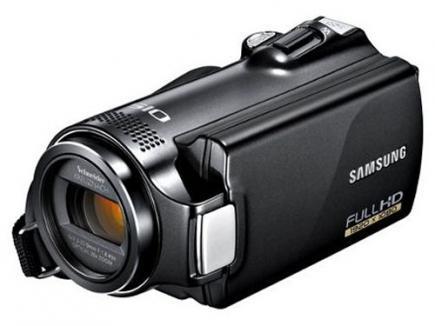 samsung hmx-h200 black
