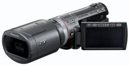 panasonic hdc-sdt750 3/4 LCD