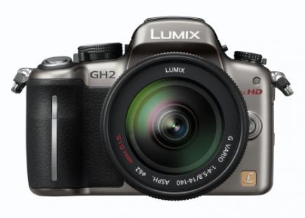 Panasonic Lumix DMC-GH2 - Immagine 3