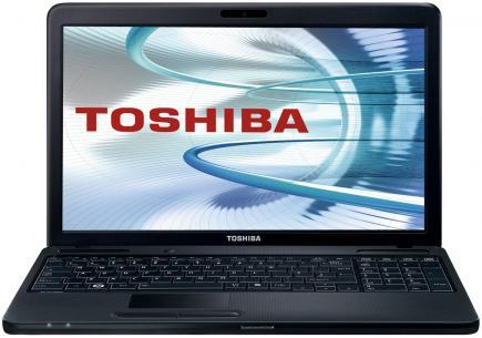 toshiba satellite c660d fronte