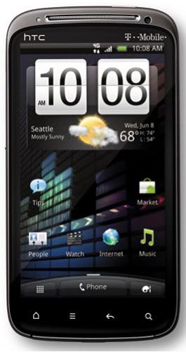 HTC Sensation - Scheda Tecnica e Recensione - Tecnozoom 34ed04979888