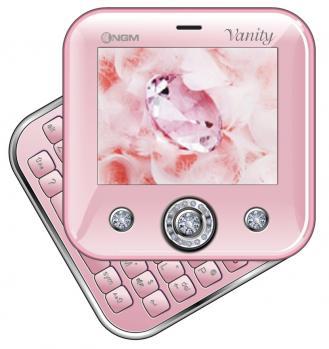 ngm vanity fronte pink