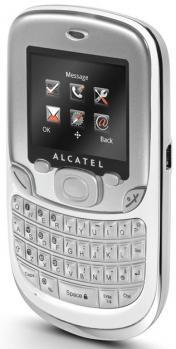 alcatel one touch 355d 3/4 chrome
