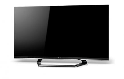 LG 42LM660S: vista frontale