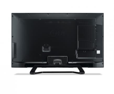 LG 42LM660S: vista posteriore