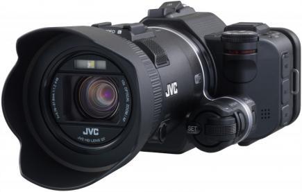 jvc procision gc-px100 3/4