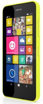 nokia lumia 635 3/4 yellow