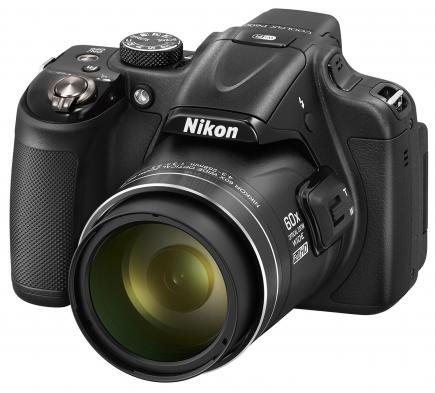 nikon coolpix p600 3/4