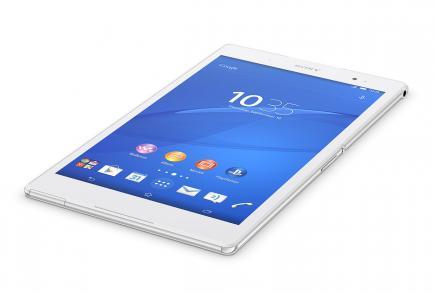 sony xperia z3 tablet white