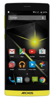 archos 50 diamond fronte
