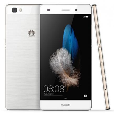 huawei ascend p8 litefronte white