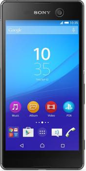 sony xperia m5 black